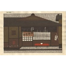 Saito, Kiyoshi: NIKEN CHAYA - Asian Collection Internet Auction