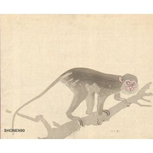 Suzuki, Shonen: Monkey - Asian Collection Internet Auction