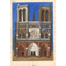 Sekino, Junichiro: Notre Dame de Paris - Asian Collection Internet Auction