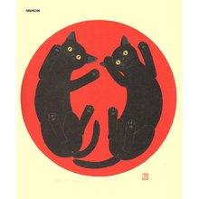 Nishida, Tadashige: Brothers (6) - Asian Collection Internet Auction