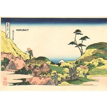 Katsushika Hokusai: FUGAKU SANJU-ROKKEI (36 Views of Fuji) - Asian Collection Internet Auction