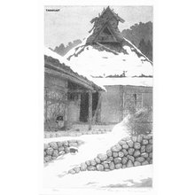 Tanaka, Ryohei: Lingering Snow - Asian Collection Internet Auction