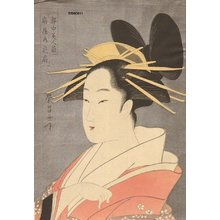 Eisho: Courtesan Hanaogi of Ogiya - Asian Collection Internet Auction