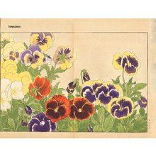 Tanagami, Konan: Mimulus - Asian Collection Internet Auction