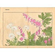 Tanagami, Konan: Dicentra Spectabilis and Marguriet - Asian Collection Internet Auction