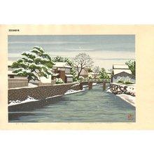 Ido, Masao: Hori River, Matsue - Asian Collection Internet Auction