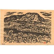 Sasajima, Kihei: Komagatake, Hakone - Asian Collection Internet Auction