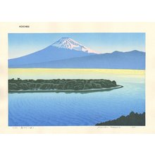 Maeda, Koichi: Morning View of Fuji - Asian Collection Internet Auction