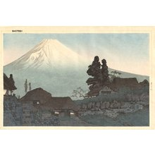 高橋弘明: Fuji from Mizukubo - Asian Collection Internet Auction