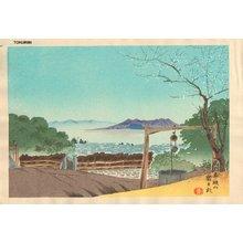 徳力富吉郎: Shiroyma in Kagoshima - Asian Collection Internet Auction