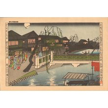 Natori Shunsen: Hanaoka Pleasure Quarter - Asian Collection Internet Auction